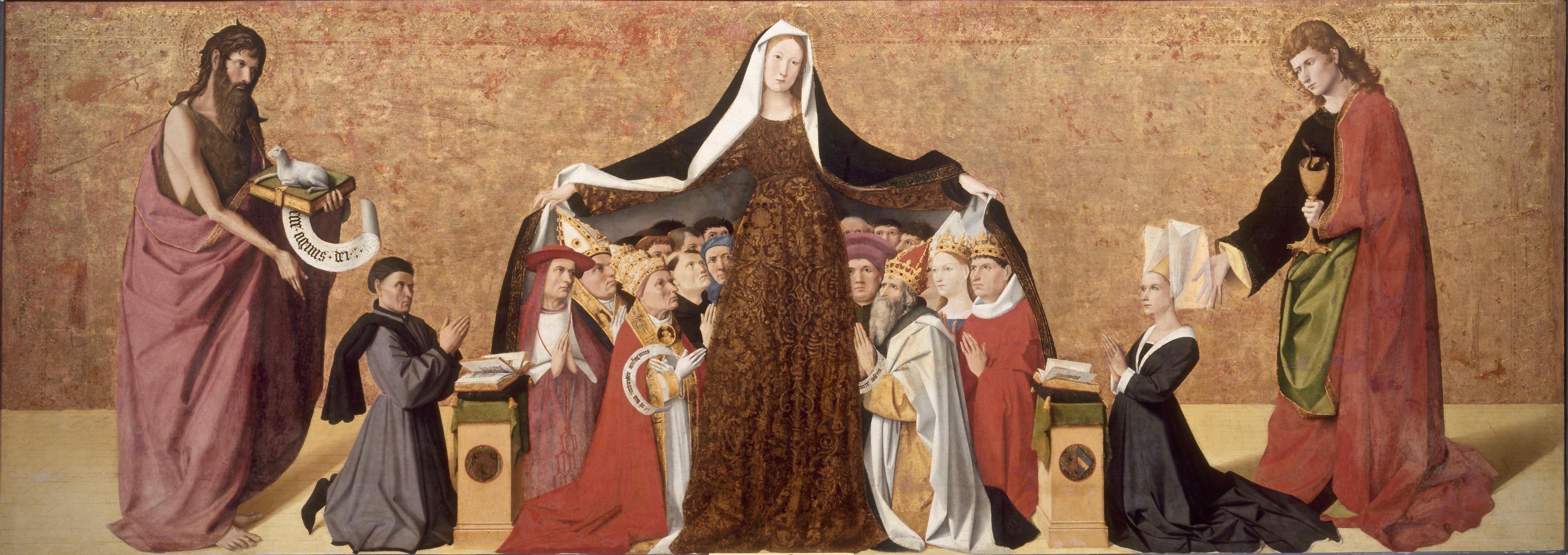 Vierge_de_miséricorde_-_Enguerrand_Quarton_-_Musée_Condé