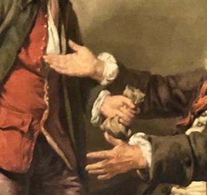mains négoce