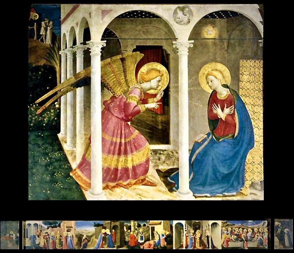 Angelico_Annunciation_(Cortona)