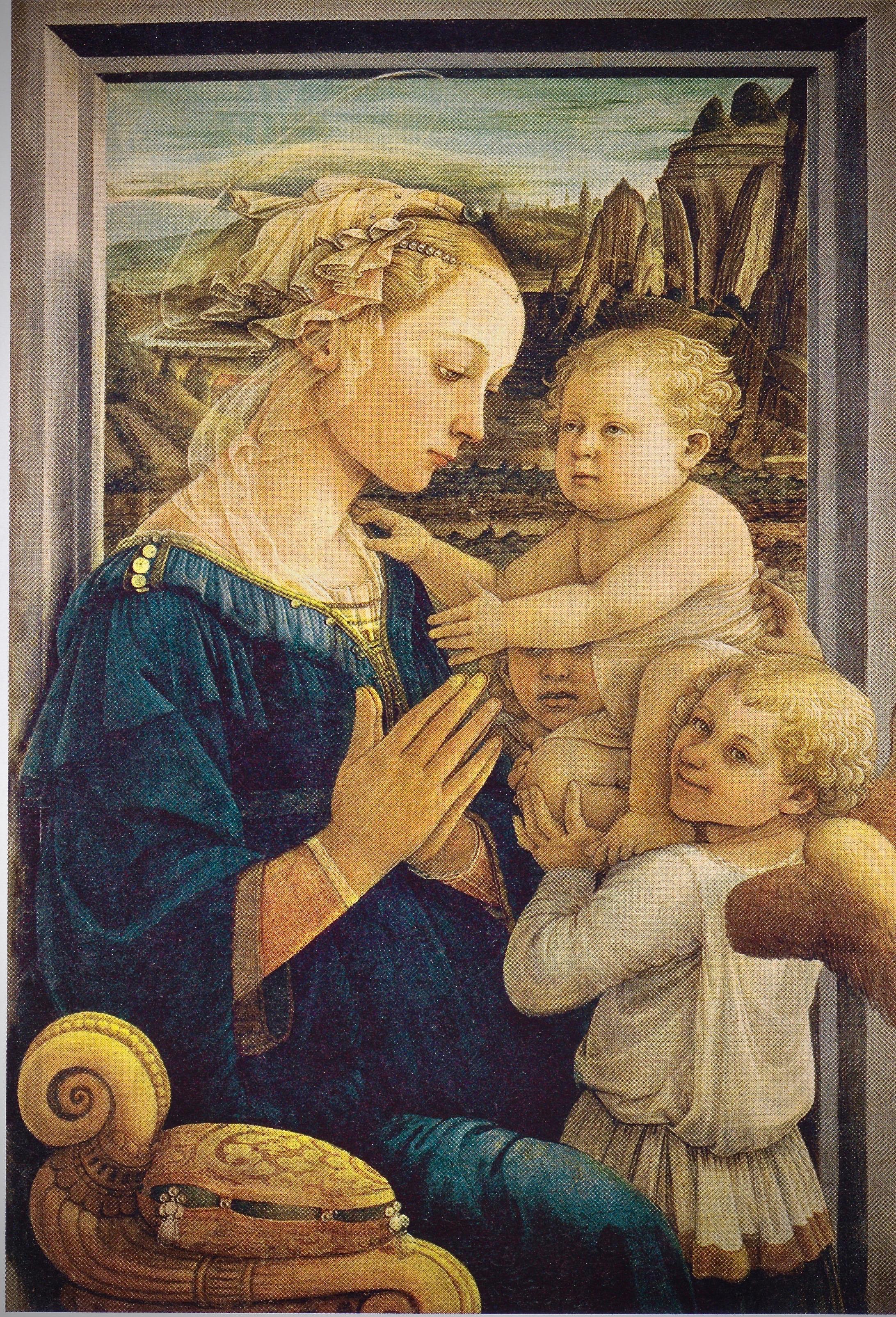 Lippi_-_Madonna_mit_Kind_und_zwei_Engel
