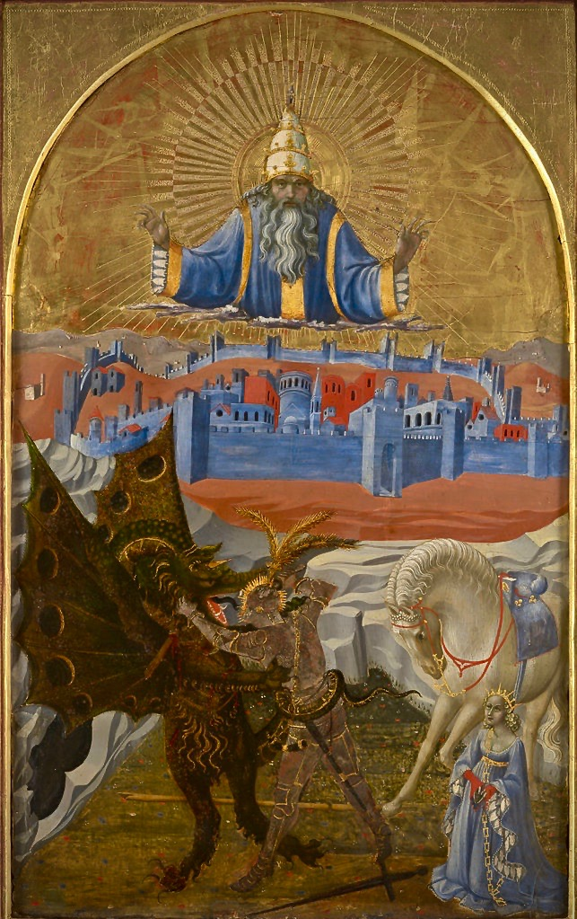 643px-Paolo_Uccello_-_St_George_slaying_the_dragon_-_Google_Art_Project