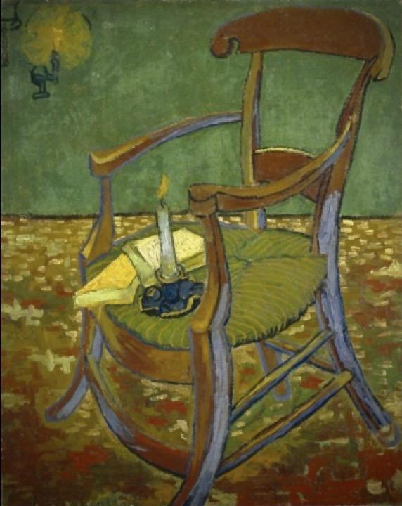 le fauteuil de Gauguin
