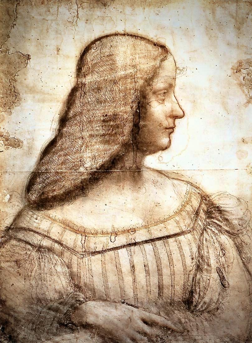 Da_Vinci_Isabella_d'Este