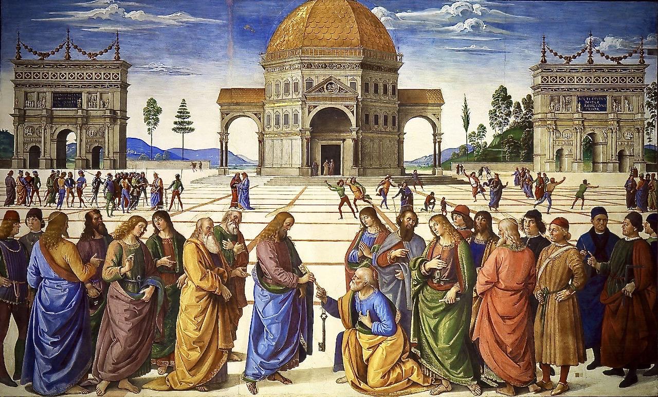 Entrega_de_las_llaves_a_San_Pedro_(Perugino)