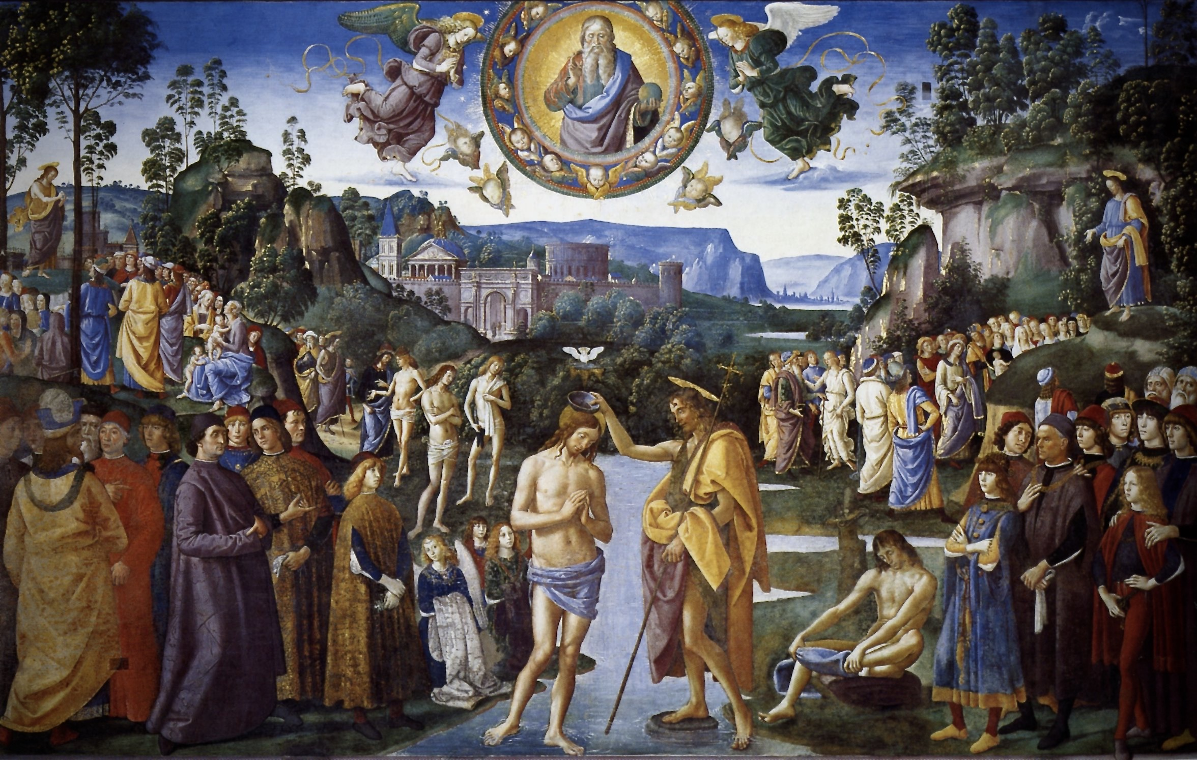 Pietro_Perugino_-_Baptism_of_Christ_-_Sistine_Chapel_-_cat13a