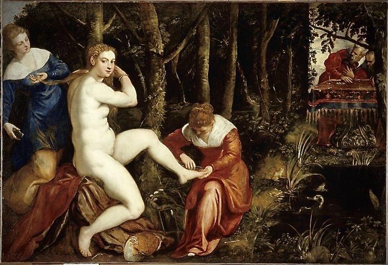 Jacopo_Robusti_dit_Le_Tintoret_-_Suzanne_au_Bain_-_Louvre_568