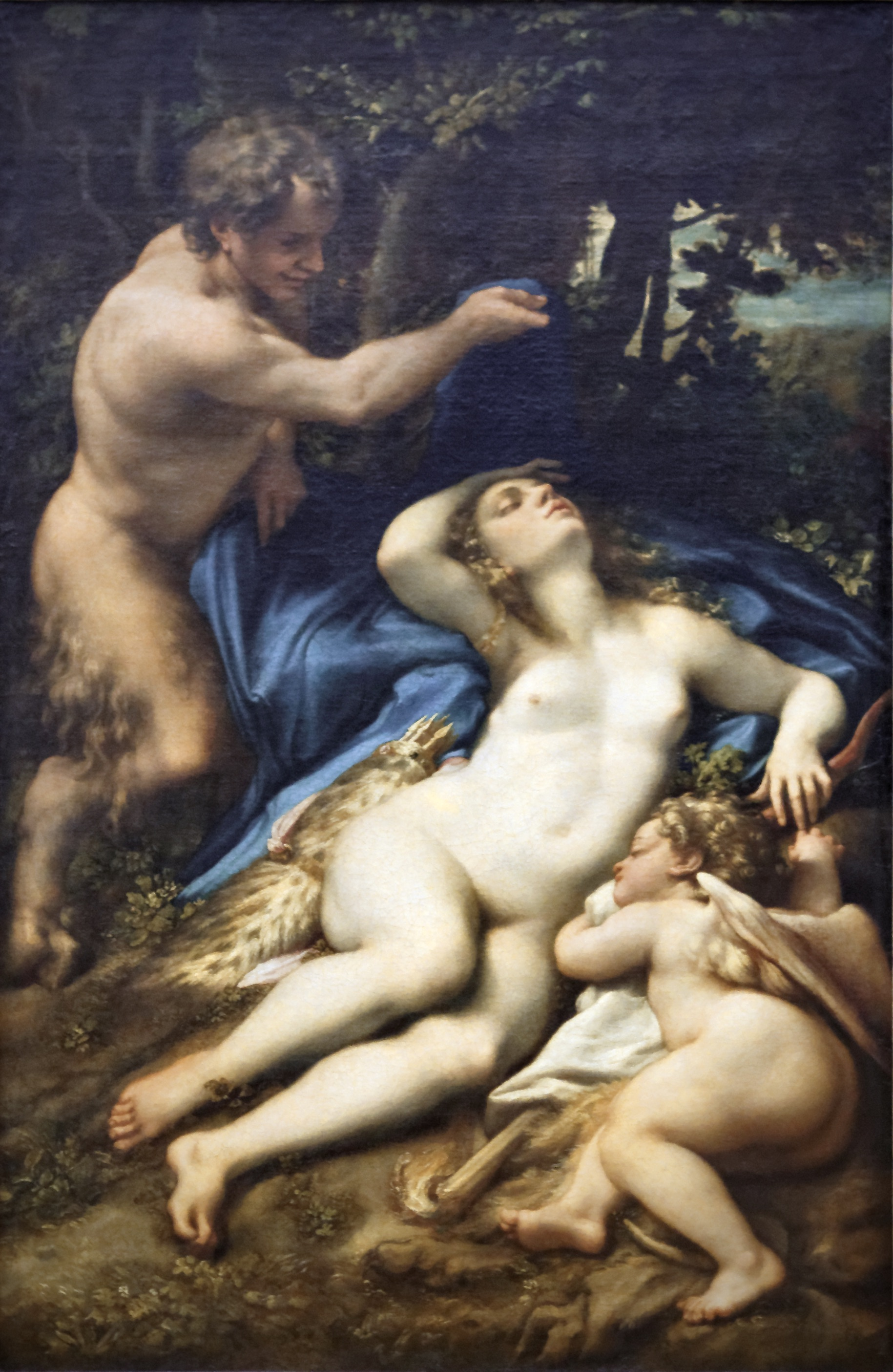 Vénus_et_l'Amour_découverts_par_un_satyre,_Corrège_(Louvre_INV_42)_02