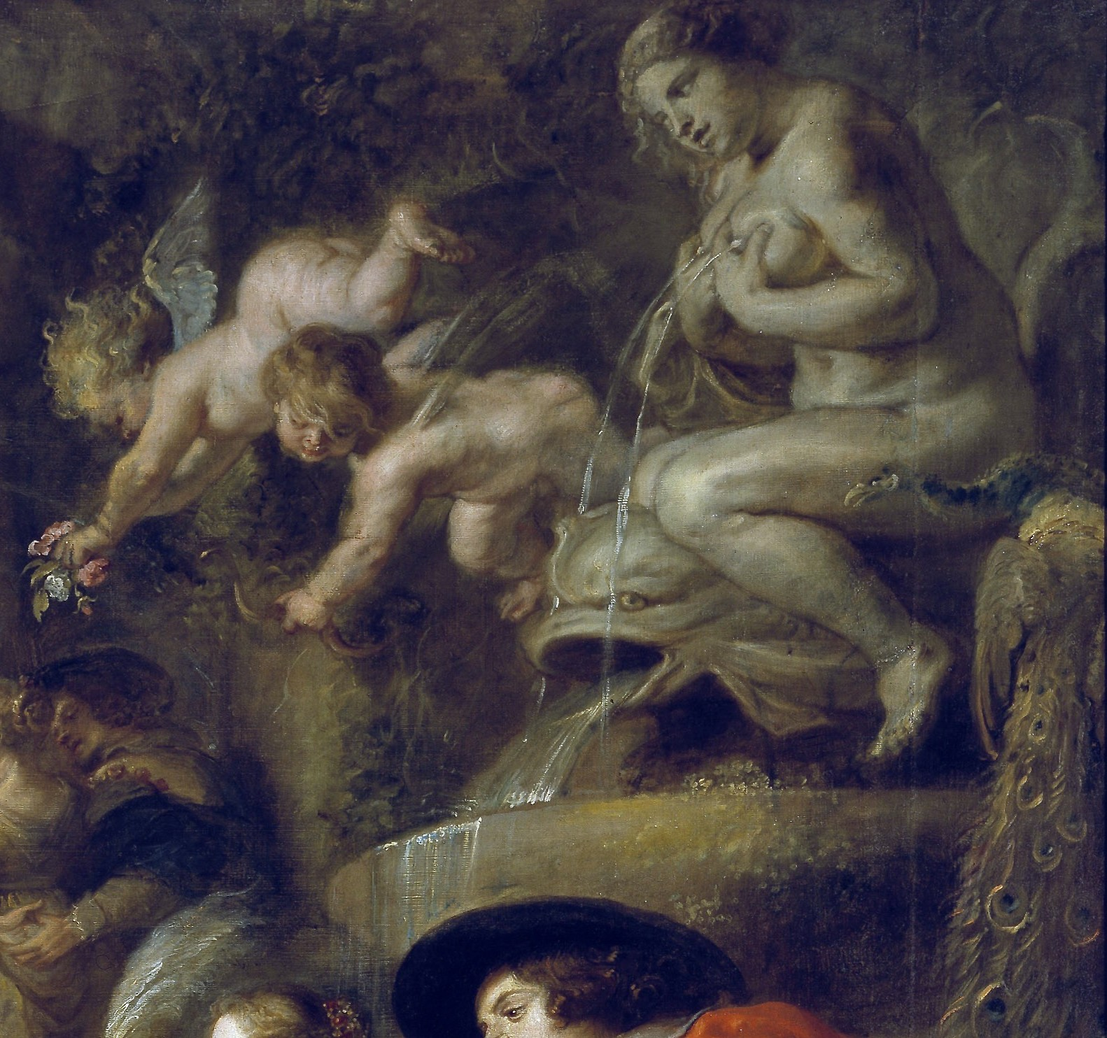 The Garden of Love, by Peter Paul Rubens
