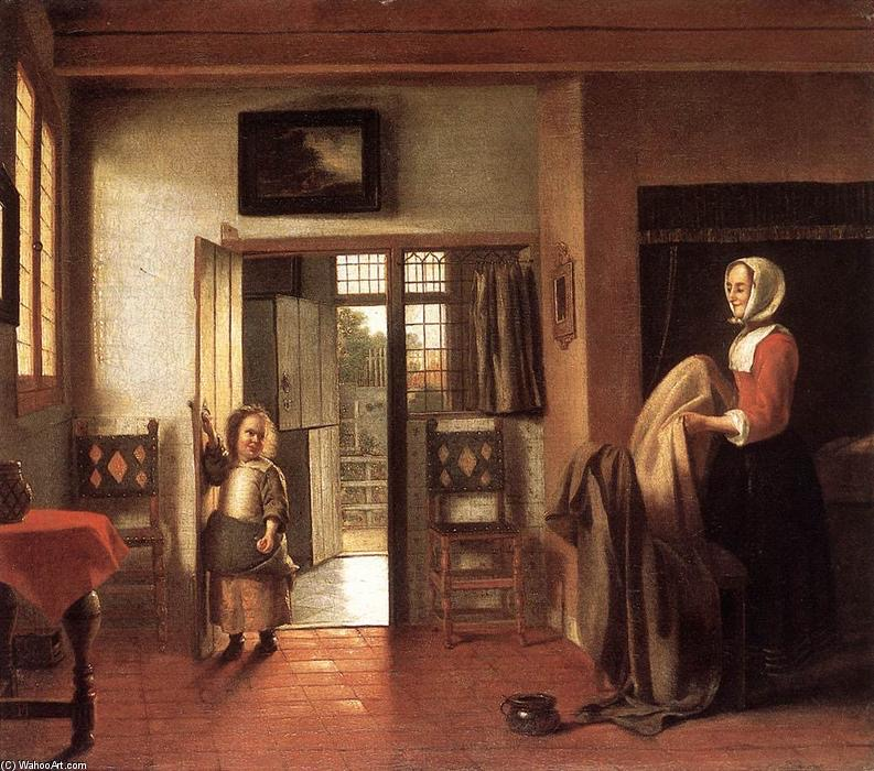 Pieter-De-Hooch-The-Bedroom-2-