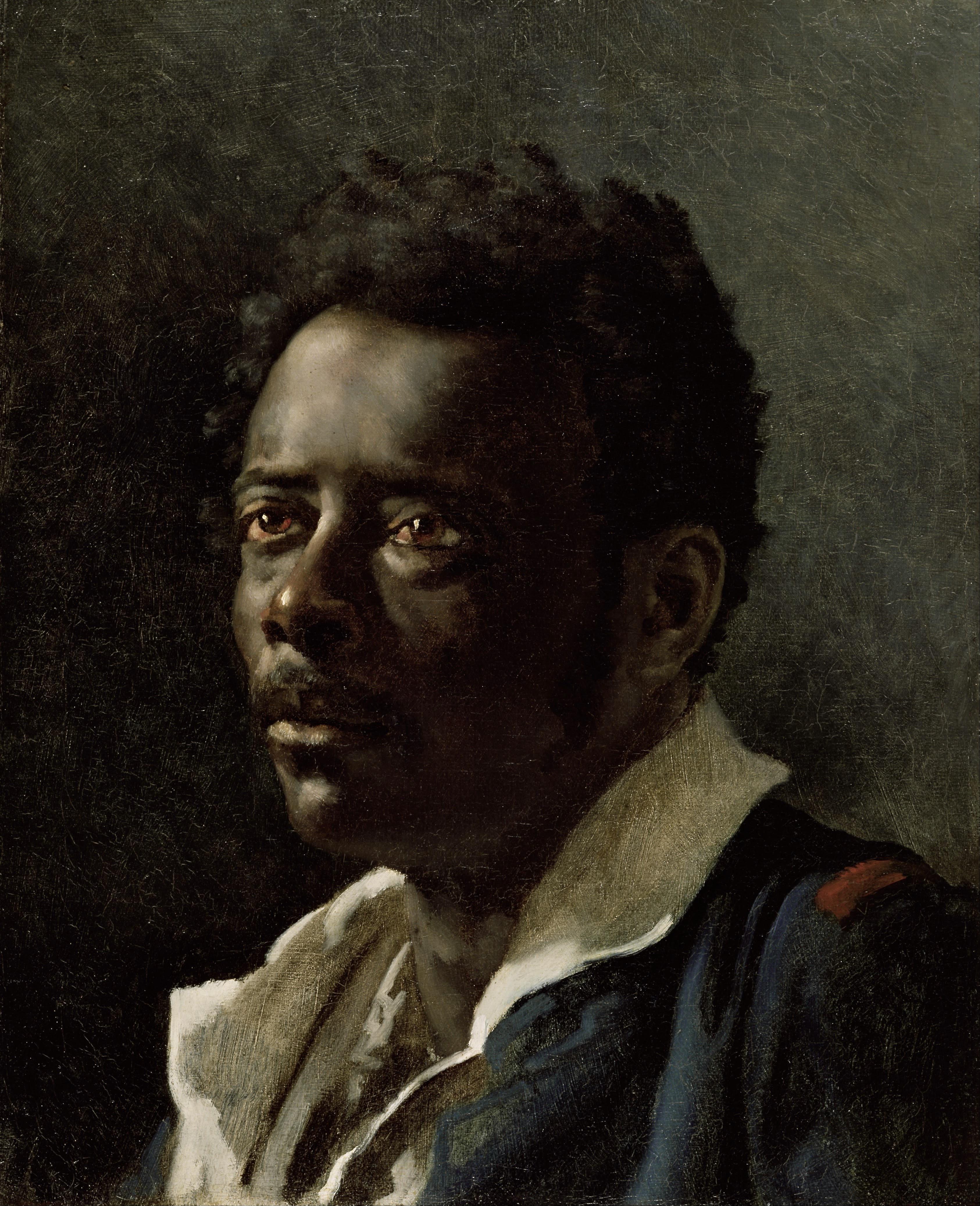 Théodore_Géricault_(French_-_Portrait_Study_-_Google_Art_Project