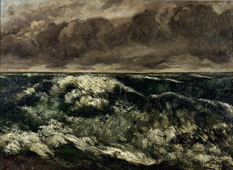 La_Vague_(Gustave_Courbet_-_Musée_des_beaux-arts_de_Lyon)