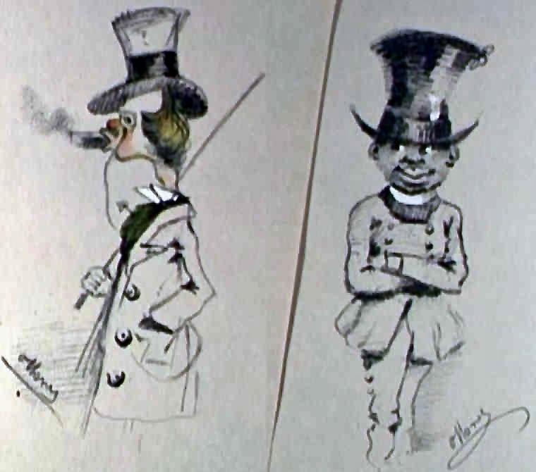 dessins-du-jeune-oscar-monet-jeune-au-havre