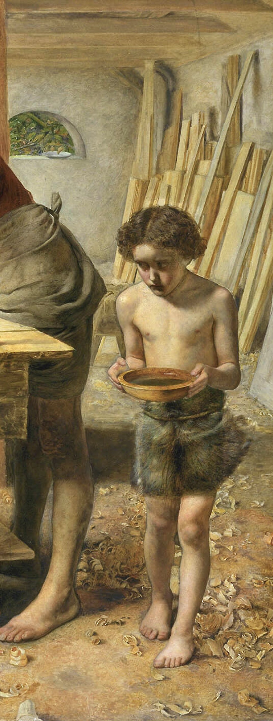 John_Everett_Millais_-_Christ_in_the_House_of_His_Parents_(`The_Carpenter's_Shop')_-_Google_Art_Project