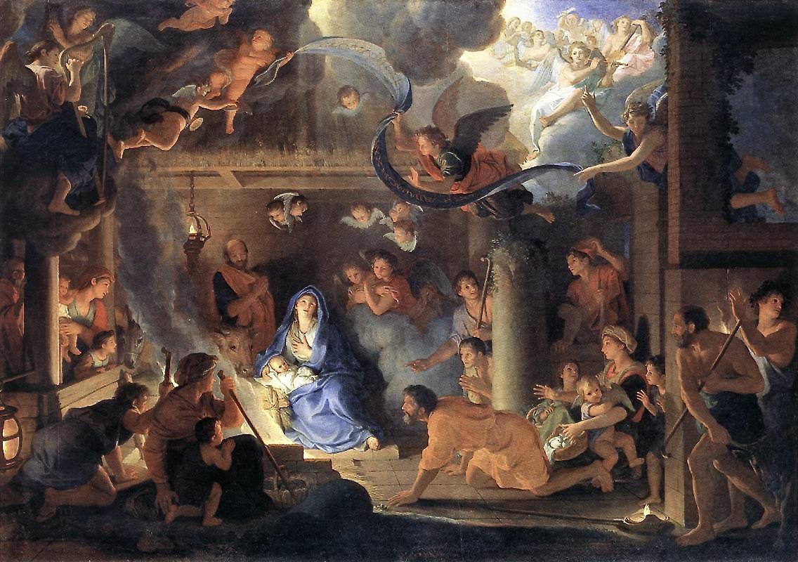 charles-le-brun-l-adoration-des-bergers-1689