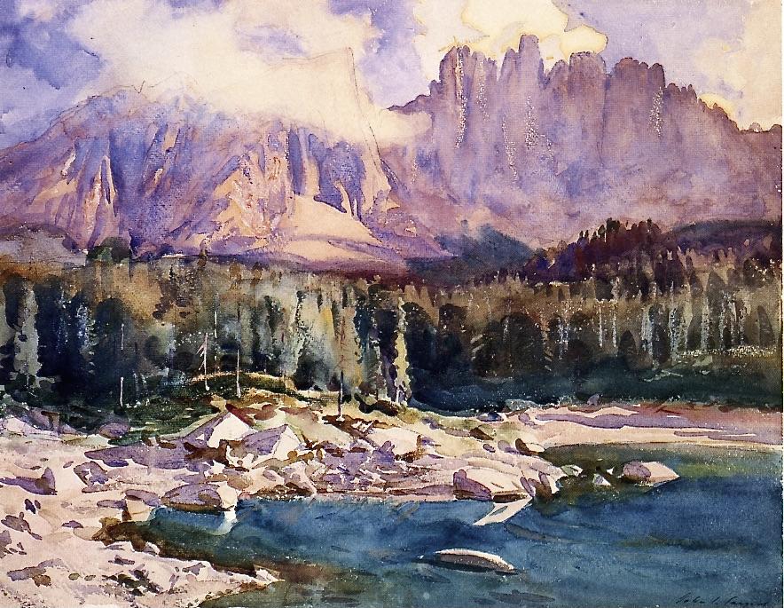 Karer_See_John_Singer_Sargent_1914